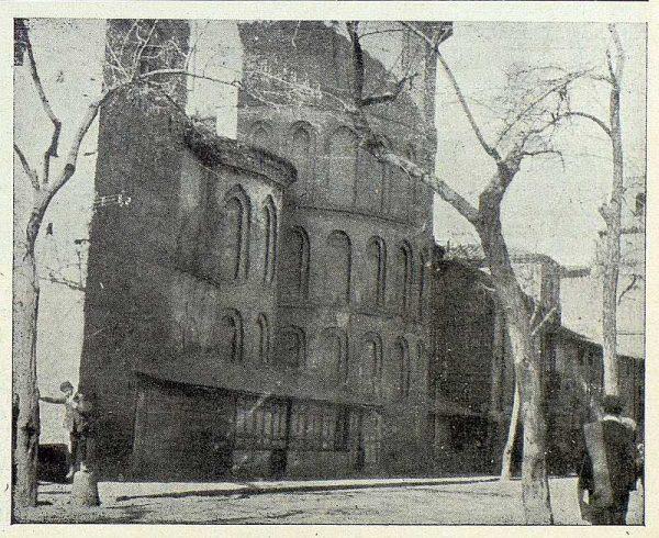 115_TRA-1923-192-Iglesia de Santiago del Arrabal, ábside-Foto Barajas