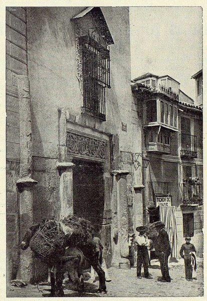 118_TRA-1924-213-Corral de Don Diego, portada-Foto Clavería