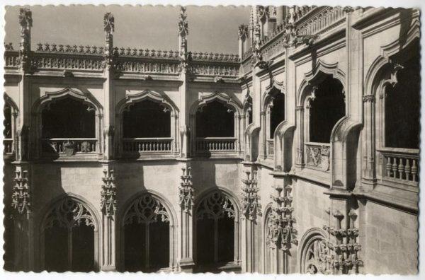 12 - 1958-06-00 - 181 - Toledo - San Juan de los Reyes. Claustro
