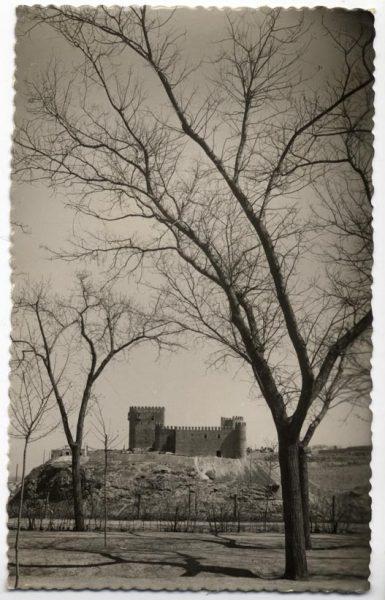 121 - Toledo - Castillo de San Servando