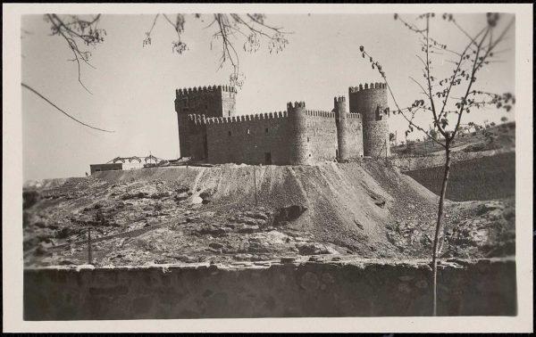 122 - Toledo - Castillo de San Servando