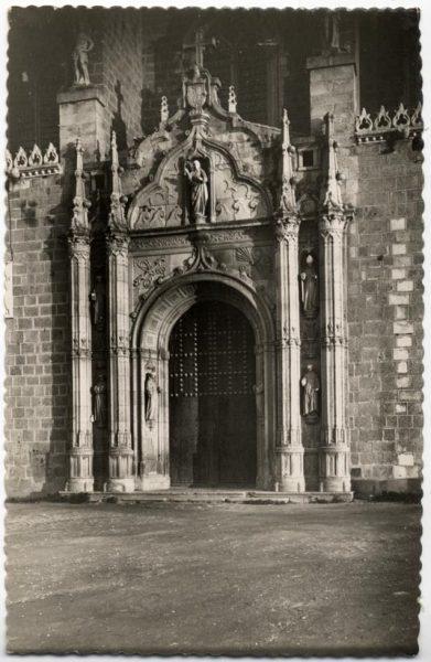 123 - Toledo - San Juan de los Reyes. Portada