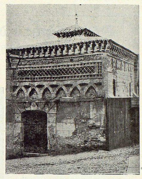 127_TRA-1923-194-Mezquita del Cristo de la Luz, exterior-Foto Camarasa