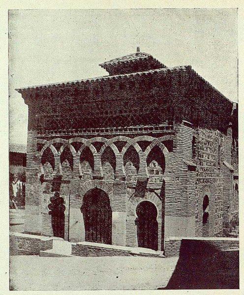 128_TRA-1925-218-Mezquita del Cristo de la Luz, frente