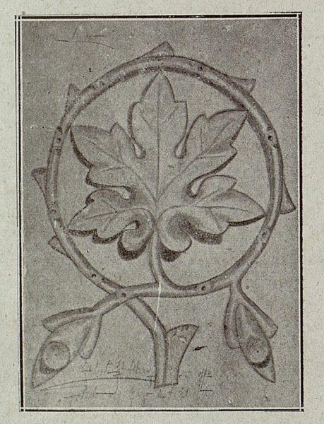 132_TRA-1921-166-Escuela de Artes y Oficios, dibujo de Julieta García Alvarez