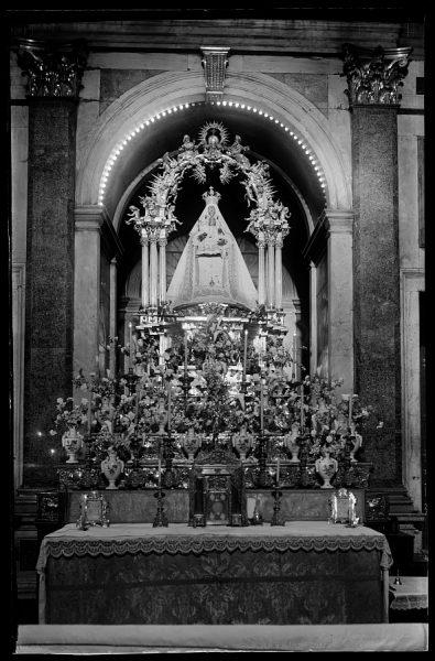 134_2 - Toledo - Catedral. Nuestra Señora del Sagrario, patrona de la ciudad