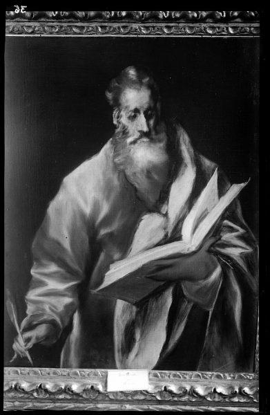 14 - 036 - Toledo - Museo del Greco. San Simón (Greco)