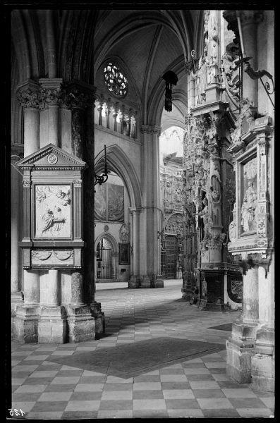 14 - 125 - Toledo - Catedral. Interior