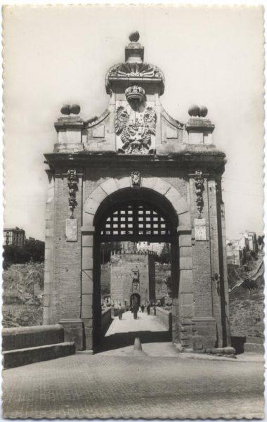 14 - 1958-06-00 - 097 - Toledo - Puente de Alcántara