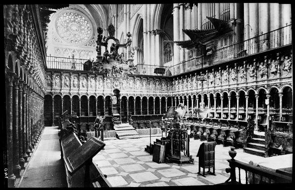 140 - Toledo - Catedral. Coro