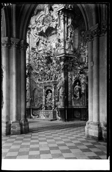 146_1 - Toledo - Catedral. Transparente. Siglo XVIII