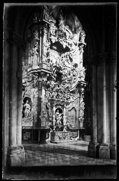 146_2 - Toledo - Catedral. Transparente. Siglo XVIII