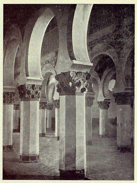 149_TRA-1924-208-Sinagoga de Santa María la Blanca-Foto Clavería