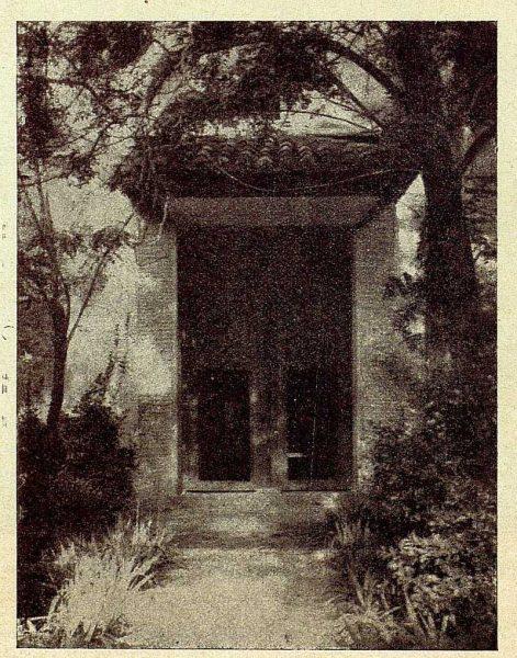 153_TRA-1928-262-Sinagoga de Santa María la Blanca, entrada-Foto Román