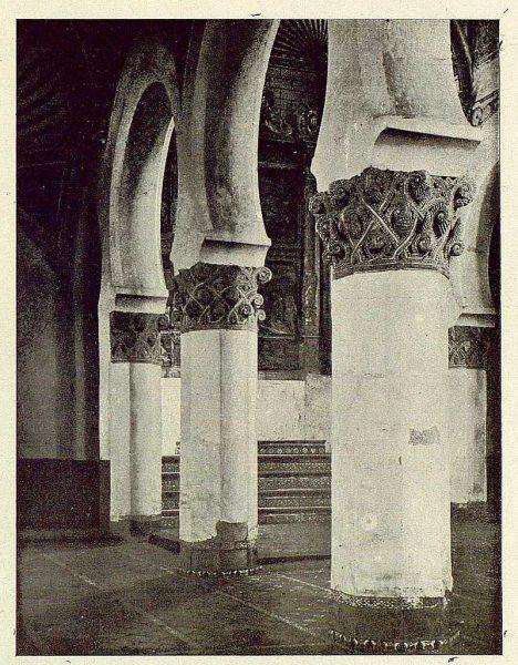 159_TRA-1929-269-Sinagoga de Santa María la Blanca-Foto Clavería