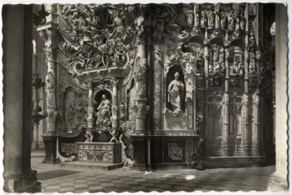 16 - 137 - Toledo - Catedral. Transparente. Detalle