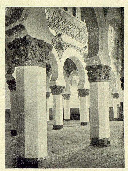 160_TRA-1930-276-Sinagoga de Santa María la Blanca