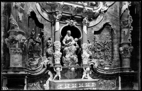 17 - 138 - Toledo - Catedral. Altar del Transparente