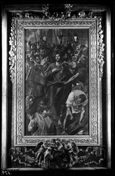 179 - Toledo - El Expolio de Jesús (El Greco)