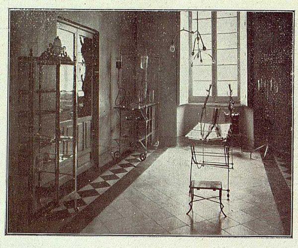 202_TRA-1918-096-Fábrica de Armas, sala de operaciones para obreros