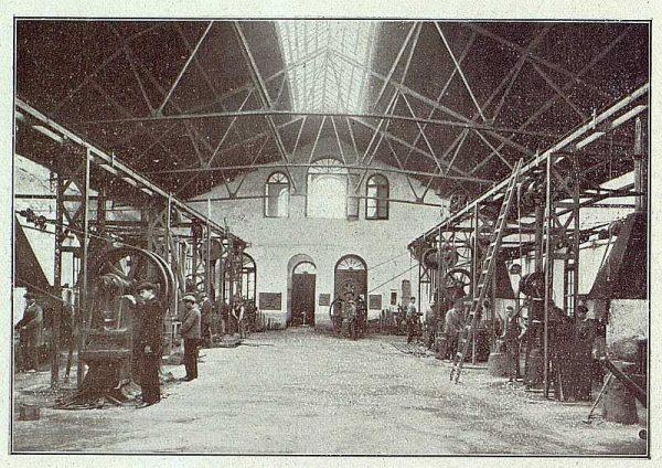 209_TRA-1918-096-Fábrica de Armas, taller de forja