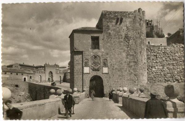 24 - 1952-11-00 - 072 - Toledo - Puente de San Martín