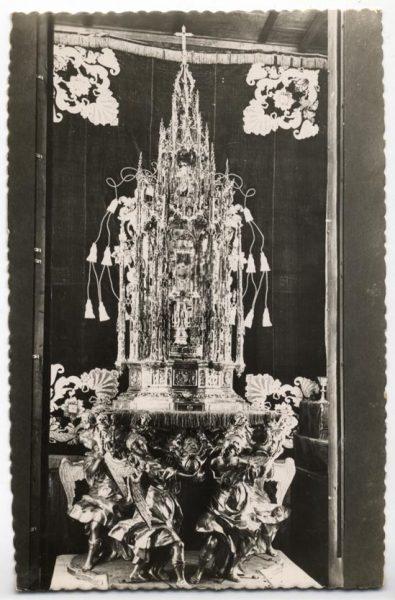 28 - 141 - Toledo - Catedral. Custodia (Enrique de Arfe)