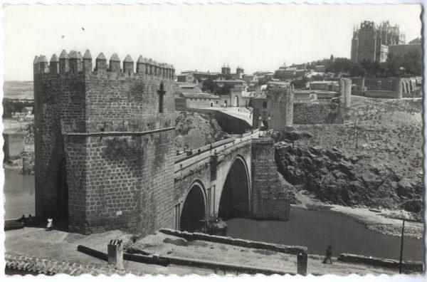 29 - 1947-07-00 - 095 - Toledo - Puente de San Martín
