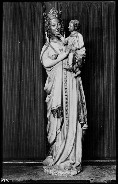 30 - 142 - Toledo - Catedral. Nuestra Señora la Blanca. Siglo XIV