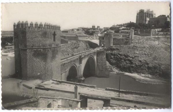 30 - 1947-07-00 - 096 - Toledo - Puente de San Martín