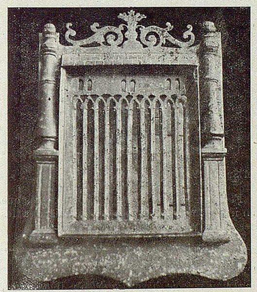 315_TRA-1921-175-Palacio de Buenavista, mirilla de una puerta