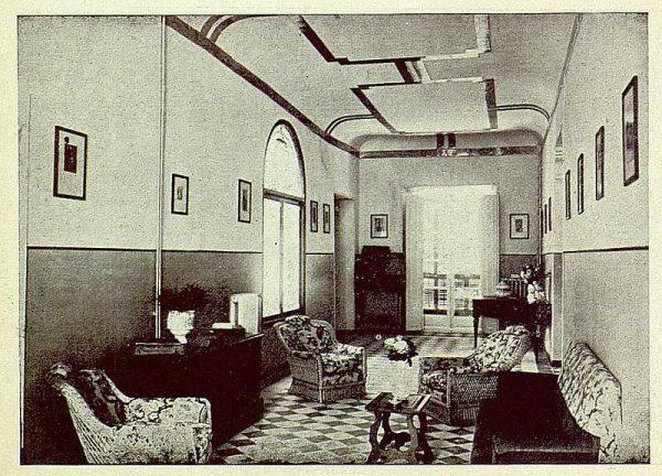 328_TRA-1925-219-Palacio de Buenavista, galería baja-Foto Rodríguez