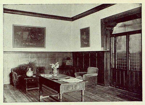 331_TRA-1925-219-Palacio de Buenavista, uno de los salones-Foto Rodríguez