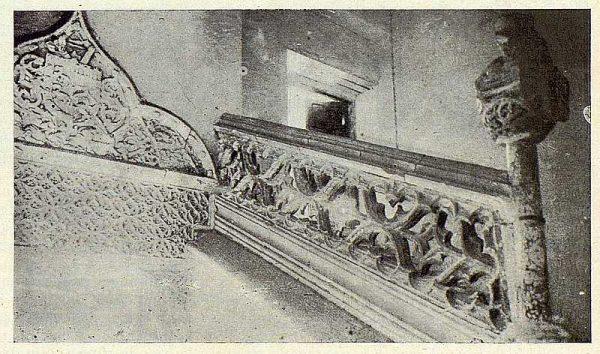361_TRA-1922-187-Palacio de los Duques de Maqueda, escalera