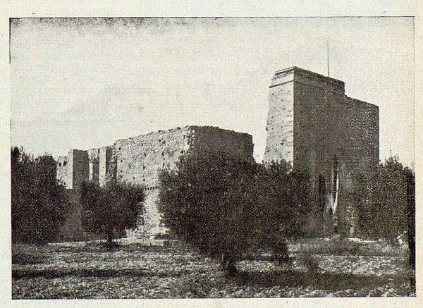 368_TRA-1925-220-Ruinas del convento de la Sisla