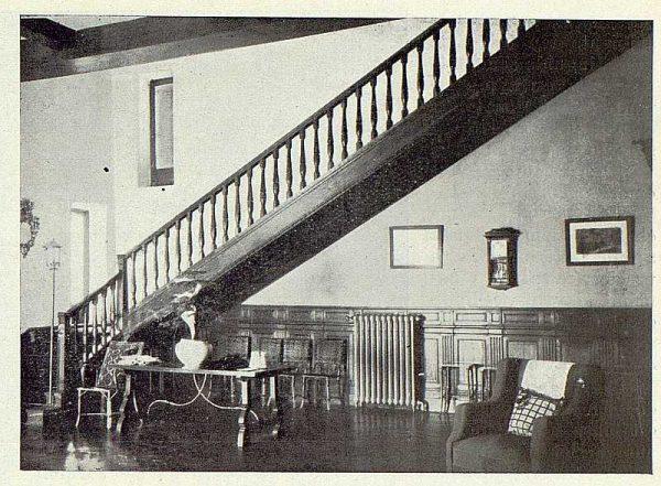 379_TRA-1922-183-Quinta de los Duques de Bailén, zaguan