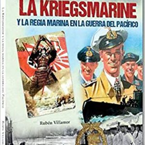 """Presentación del libro """"La Kriegsmarine y Regia Marina en la guerra del Pacífico"""", de Rubén Villamor"""