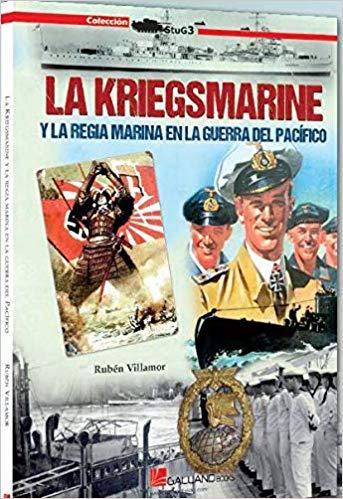 """https://www.toledo.es/wp-content/uploads/2019/10/51fxpk-hwel._sx341_bo1204203200_.jpg. Presentación del libro """"La Kriegsmarine y Regia Marina en la guerra del Pacífico"""", de Rubén Villamor"""