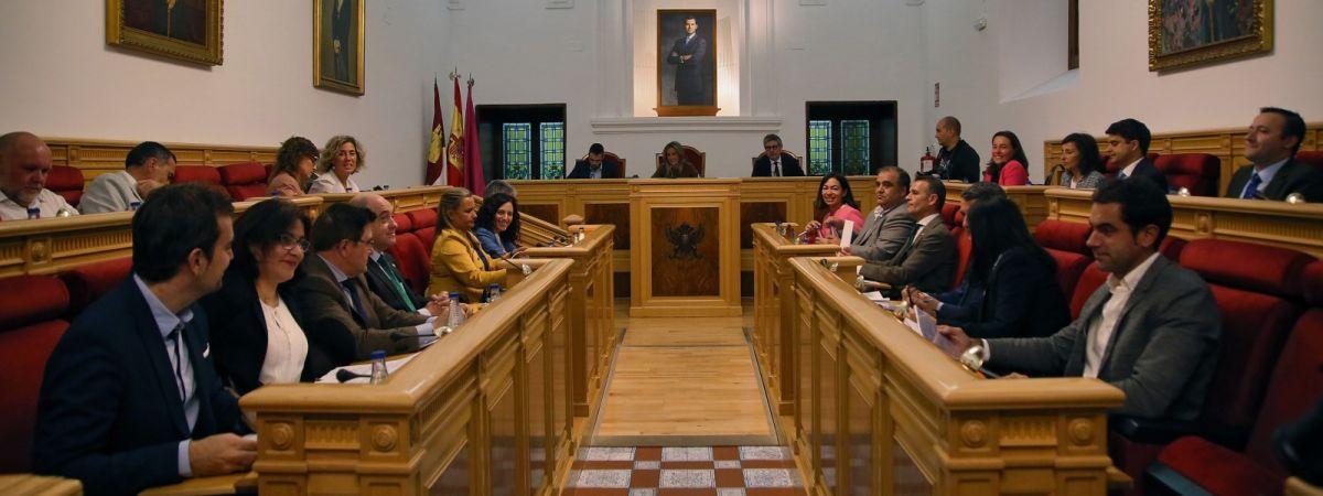 El Pleno municipal aprueba el proyecto de…