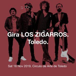 Concierto: Los Zigarros