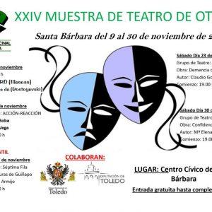 XXIV Muestra Teatro de Otoño: Demencia o prudencia, de Claudio Gotbetez