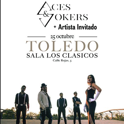 https://www.toledo.es/wp-content/uploads/2019/10/acesweb.jpg. Concierto: Aces & Jokers