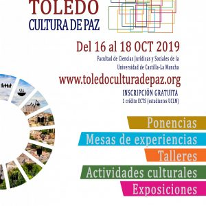 I Foro Internacional Toledo Cultura de Paz