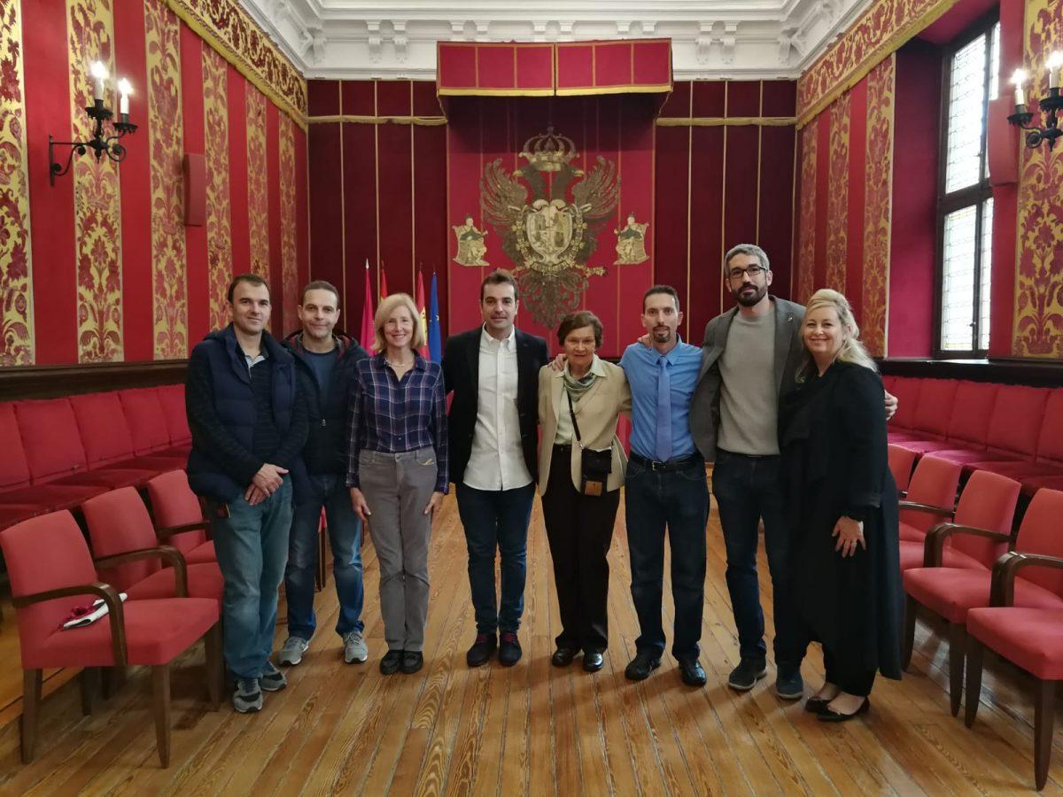 https://www.toledo.es/wp-content/uploads/2019/10/congreso_fisioterapeutas-1200x900.jpeg. Respaldo municipal al I Congreso Internacional de Fisioterapia de Castilla-La Mancha que se celebra este fin de semana en Toledo