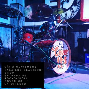 Concierto: Cover Us Rock & Roll