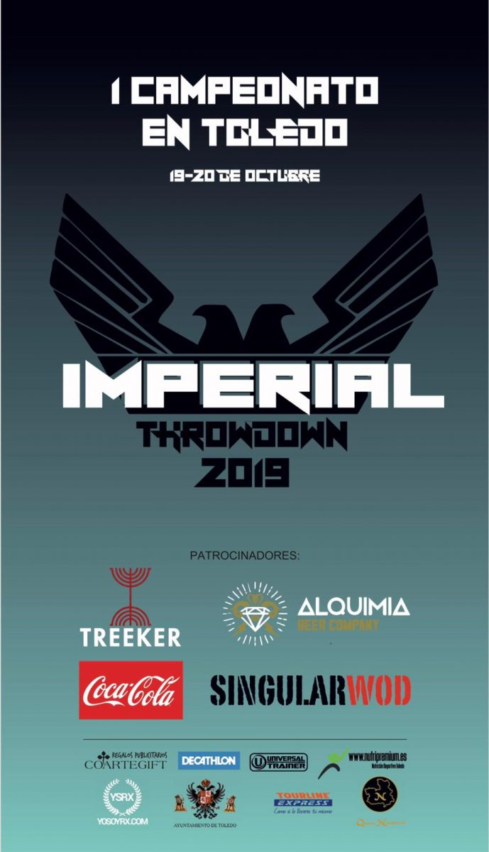 http://www.toledo.es/wp-content/uploads/2019/10/crossfit-19-20-de-octubre-de-2019-689x1200.jpg. Imperial Throwdown de CrossFit