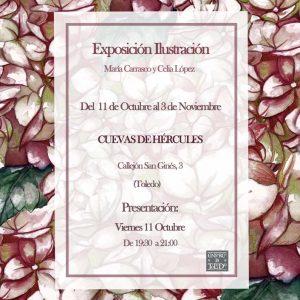 Exposición temporal: Ilustraciones de Celia López y María Carrasco
