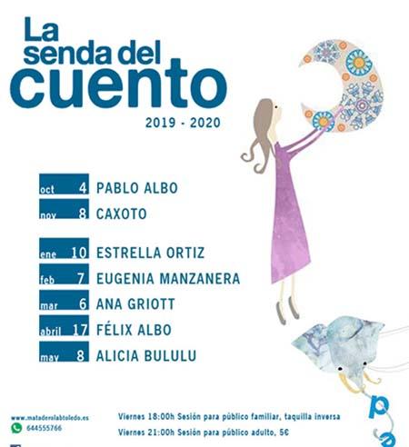 https://www.toledo.es/wp-content/uploads/2019/10/fb_img_1569704327327-copia-3.jpg. La senda del cuento: Cuentos para público familiar, con CAXOTO