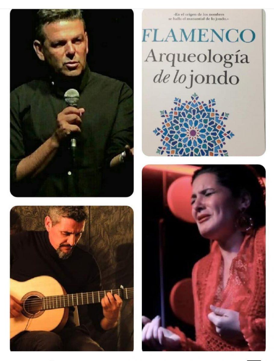 """http://www.toledo.es/wp-content/uploads/2019/10/flamenco-arqueologia-de-los-jondo-1-910x1200.jpg. Presentación de libro-concierto. """"Flamenco, arqueología de lo jondo"""" de Antonio Manuel Rodríguez Ruíz"""