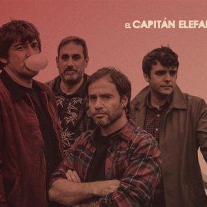 Concierto P' LIVE: El Capitán Elefante
